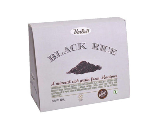 VOILA BLACK RICE