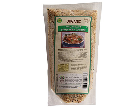 Broken Wheat Upma Mix (250g) - The Diabetic shop