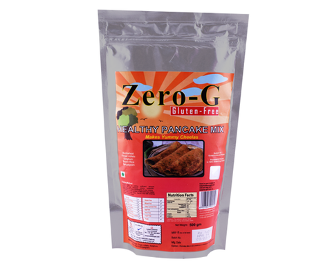 Zero-G Healthy Pancake/ Cheela Mix