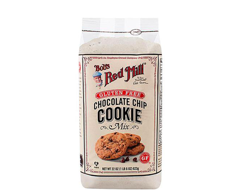 Gluten Free Chocolate Chip Cookie Mix - The Diabetic shop