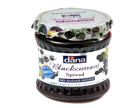 Dana Blackcurrent spread - The Diabetic shop