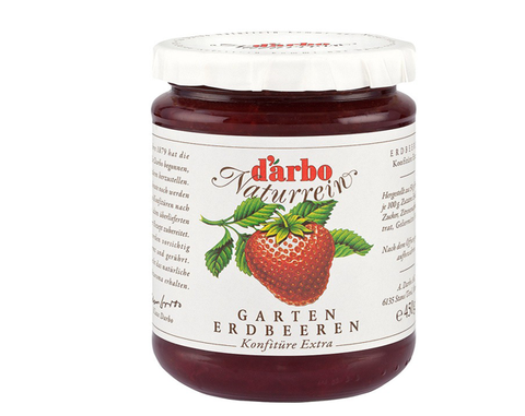 Darbo Diabetic Jams strawberry - The Diabetic shop