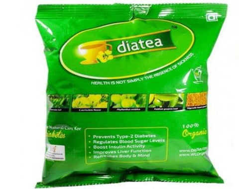 Diatea Moringa Powder 100 Gms - The Diabetic shop