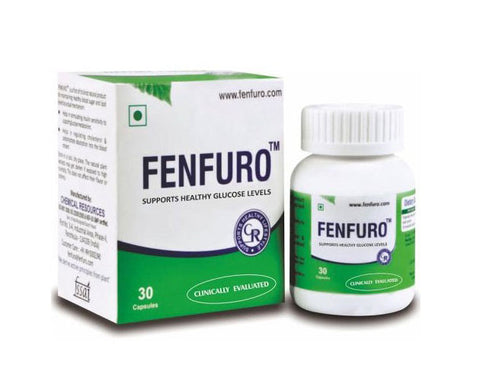 FENFURO (Supports healthy glucose level) 30 Cap - The Diabetic shop