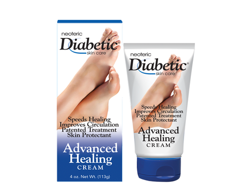 Advanced Healing Cream - The Diabetic shop