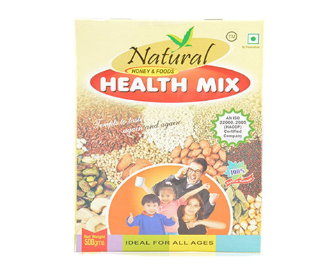 Natural Health Mix, 500g - The Diabetic shop