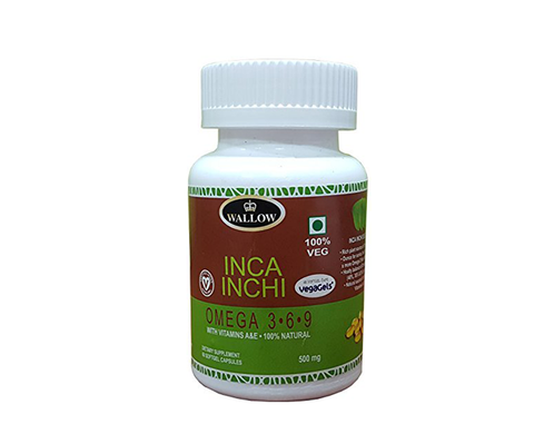 Wallow Incha Inchi Veg Omega 3