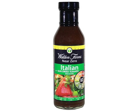 Walden Farms Italian with Sun-Dried Tomato Dressing