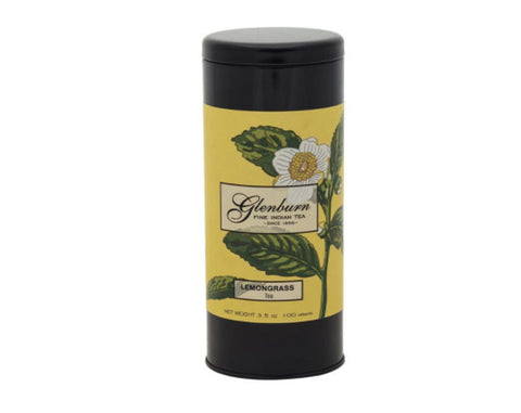 Glen Burn Lemongrass Green Tea Tin - The Diabetic shop