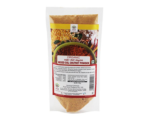 Mixed Dal Chutney Powder (150g) - The Diabetic shop