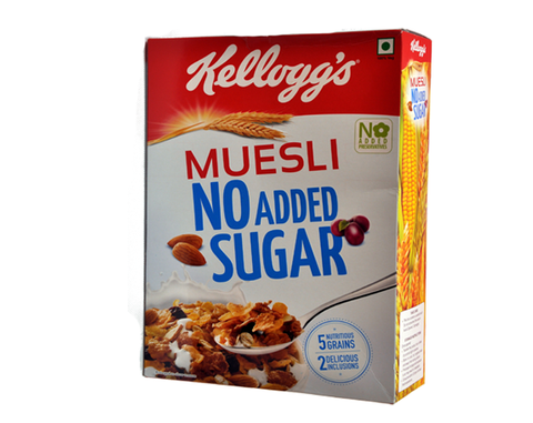 kellogs muesli no added sugar