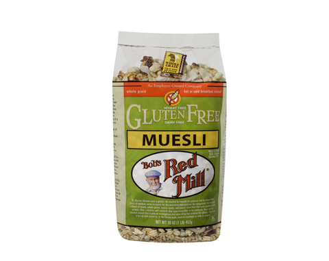 Gluten Free muesli - The Diabetic shop
