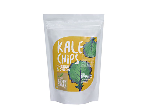 GSC Kale Chips - Cheese & Onion - The Diabetic shop
