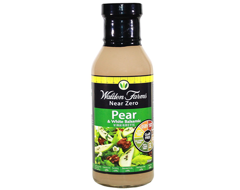 Walden Farms Pear and White Balsamic Vinaigrette