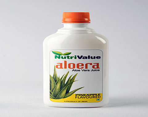 NutriValue Aloera  Pineapple - The Diabetic shop