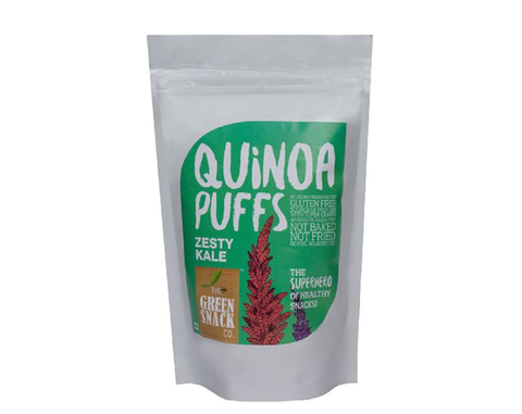 GSC Quinoa Puffs - Zesty Kale - The Diabetic shop