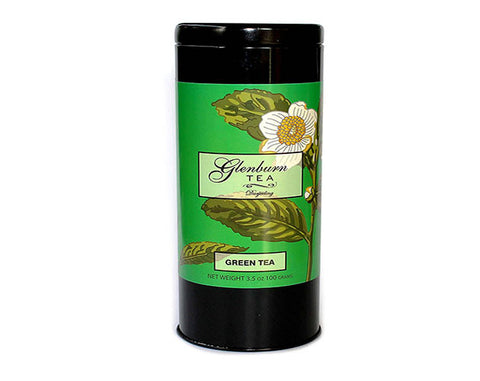 Glenburn Pure Green Tea Tin - The Diabetic shop