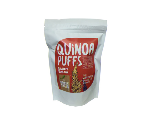 GSC Quinoa Puffs - Saucy Salsa - The Diabetic shop