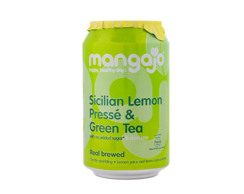 Mangajo Lemon Presse & Green Tea - The Diabetic shop