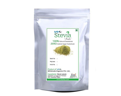 Stevia Powder 100g - The Diabetic shop