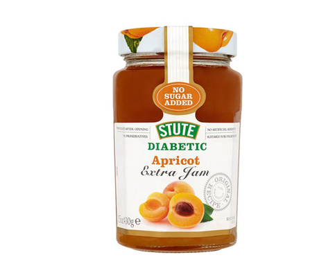 Stute Diabetic apricot jam - The Diabetic shop