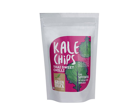 Kale Chips Thai Sweet Chilli 18*30gm - The Diabetic shop