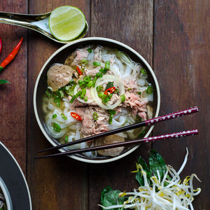 Best ever pho bo – Vietnamese Beef Noodle Soup