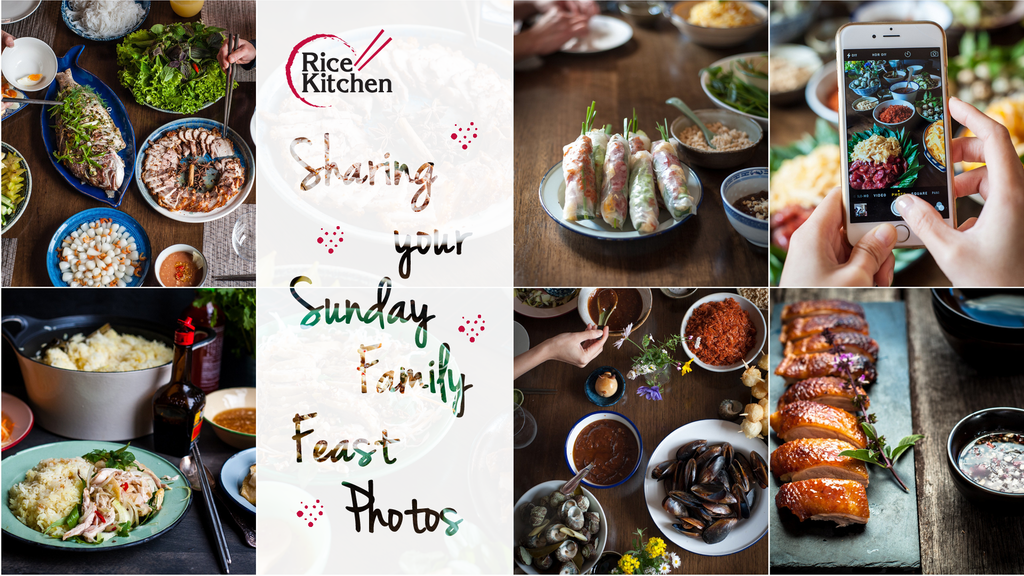 Share Photos of Your Sunday Family Feast event