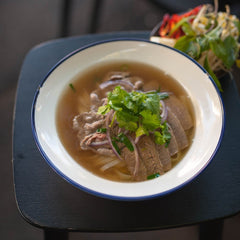 Tender Beef And Slow Cooked Brisket Pho
