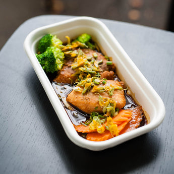 Claypot Pepper Salmon