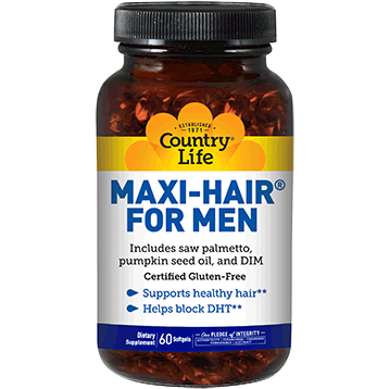 Maxi Hair for Men - Country Life