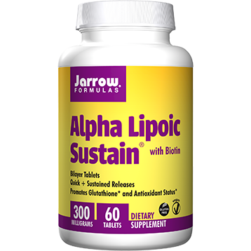Alpha Lipoic Sustain 300 mg