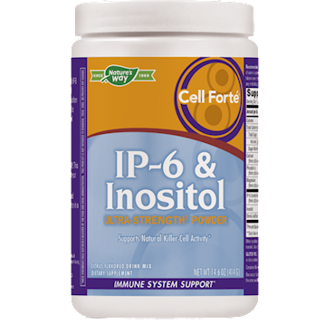 Cell Forte with IP-6 & Inositol Powder - Natures way