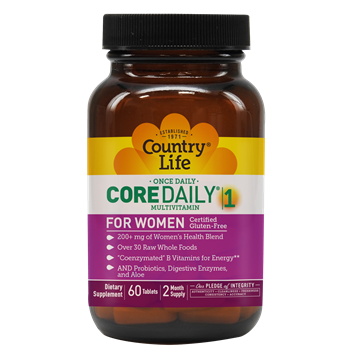 Core Daily 1 Women's - Country Life