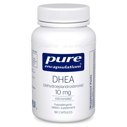 DHEA 10mg by Pure Encapsulations