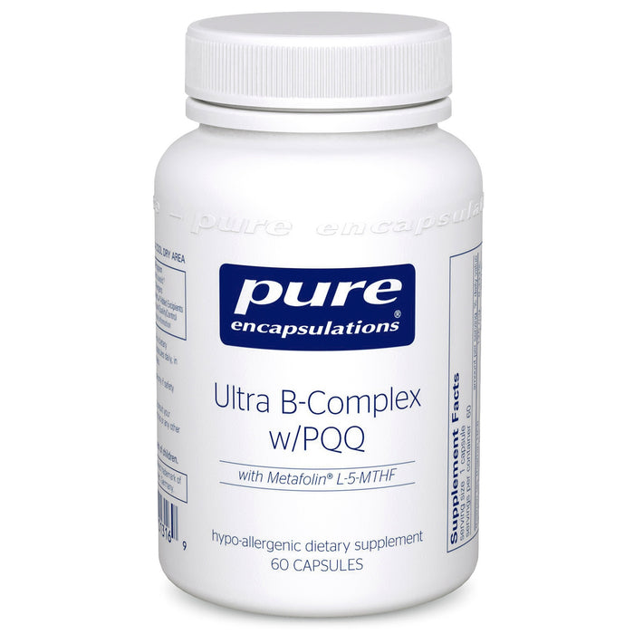 Ultra B Complex with PQQ by Pure Encapsulations