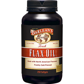 Flax Oil 1000 mg - Nutriessential.com