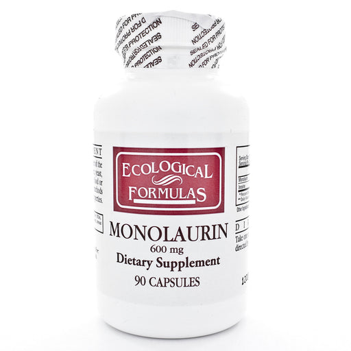 Monolaurin 600mg - Ecological Formulas