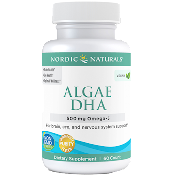 Algae DHA 60 softgels