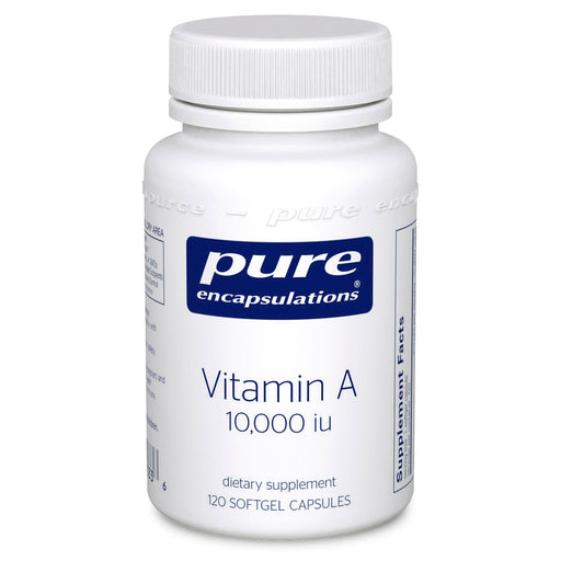 Vitamin A 10,000iu by Pure Encapsulations