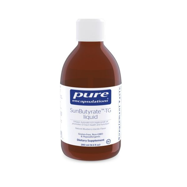 SunButyrate TG liquid by Pure Encapsulations