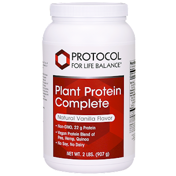 Plant Protein Complete Vanilla - Protocol for life Balance