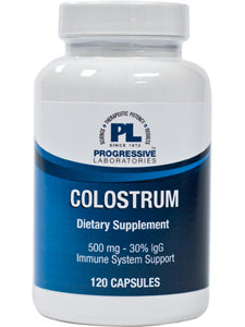 COLOSTRUM 500 MG 120 CAPS - Nutriessential.com