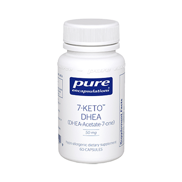 7 Keto DHEA 50 mg by Pure Encapsulations