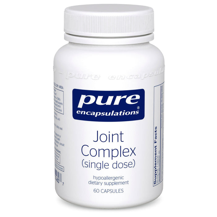 Joint Complex by Pure Encapsulations