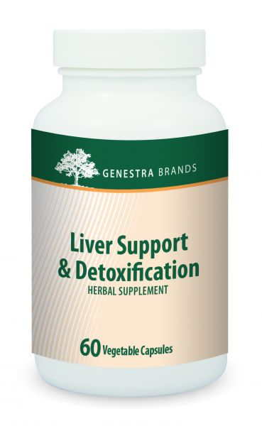 Liver Support and Detoxification by Genestra