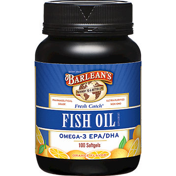 Fresh Catch Fish Oil 1000 mg - Nutriessential.com