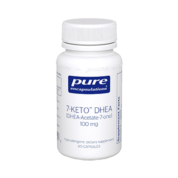 7-Keto DHEA 100 mg by Pure Encapsulations