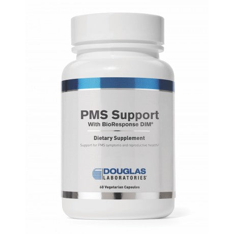 PMS Support with BioResponse DIM by Douglas Laboratories