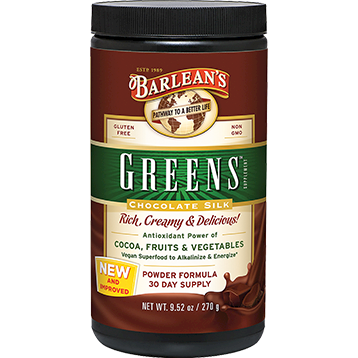 Greens Chocolate Silk - Nutriessential.com